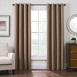 Style Domain 1-Panel Antique Satin Window Curtain