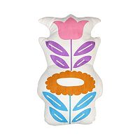 Poppi Living Flower Decorative Pillow
