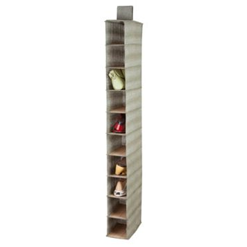 Honey-Can-Do 10 Shelf Shoe Organizer
