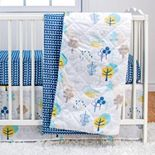 Poppi Living Timberland 3-pc. Crib Bedding Set