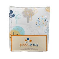 Poppi Living Timberland Front Crib Rail Cover