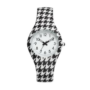 Women's Houndstooth Watch