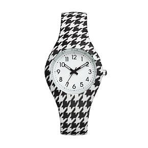 Women's Houndstooth Watch