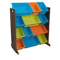 KidKraft Sort & Store It Bin Unit