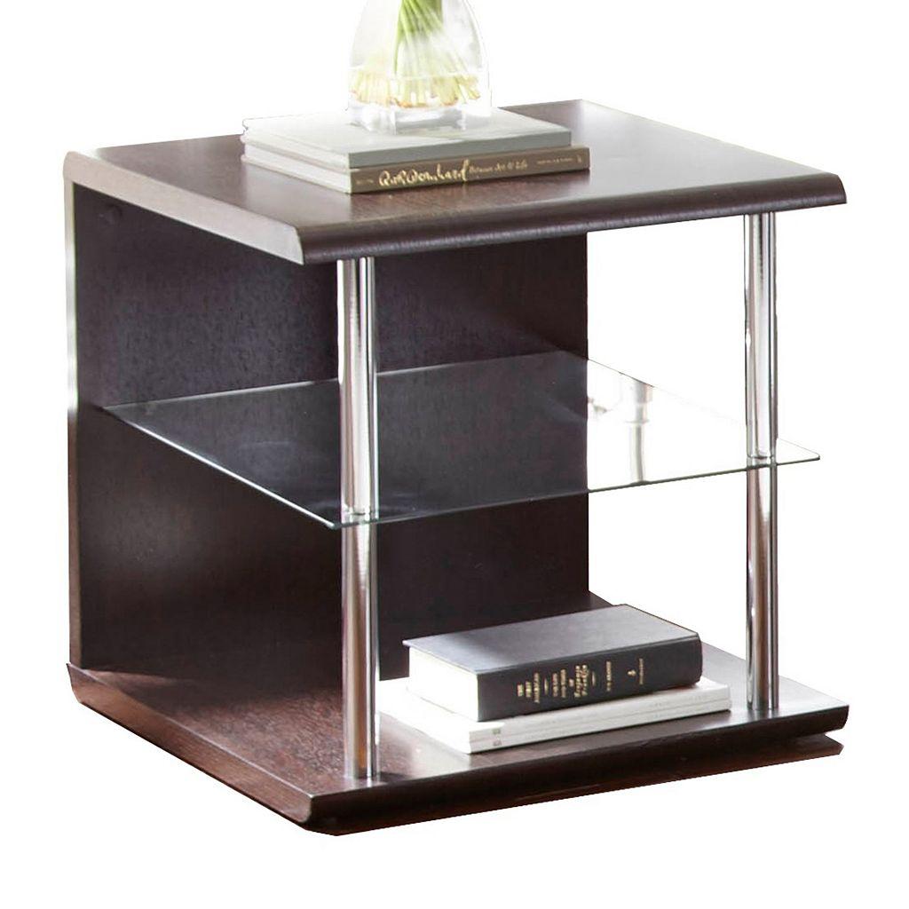 Ella Storage End Table