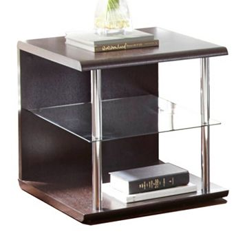 Ella Storage End Table