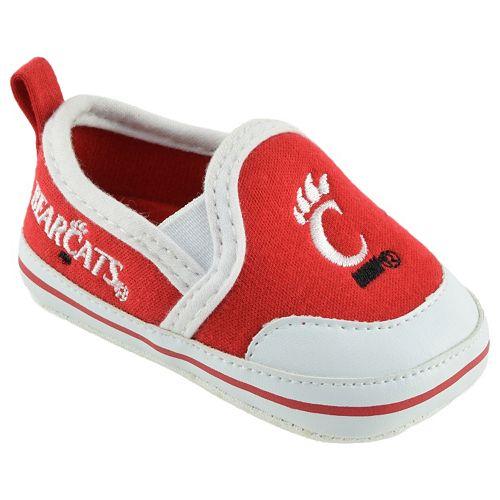 Baby Cincinnati Bearcats Crib Shoes