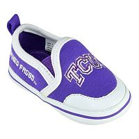 Baby TCU Horned Frogs Crib Shoes