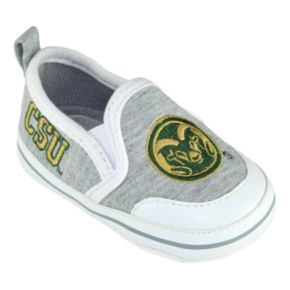 Baby Colorado State Rams Crib Shoes