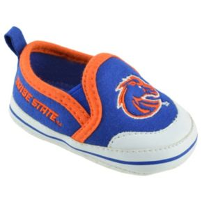 Baby Boise State Broncos Crib Shoes