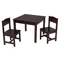 KidKraft Aspen Table & Chair 3 pc Set