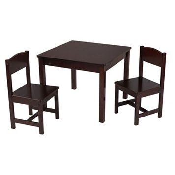 KidKraft Aspen Table & Chair 3-piece Set