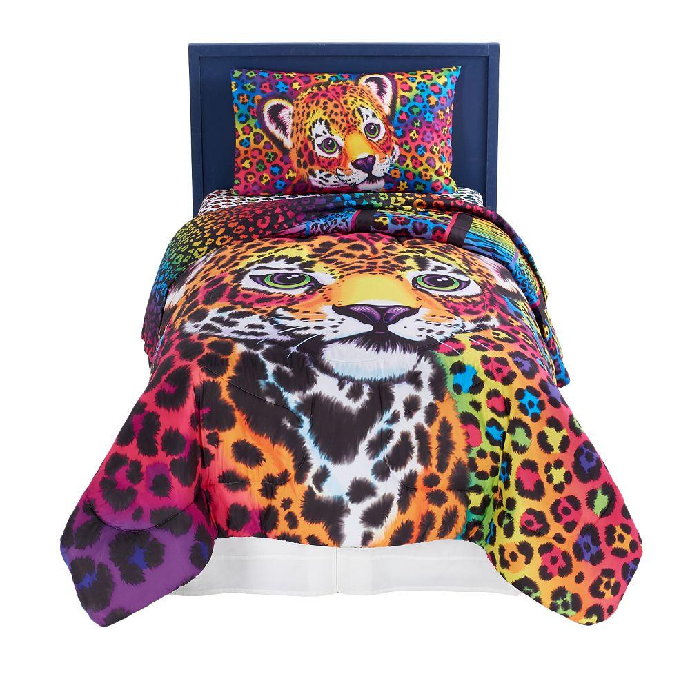 a8177eeb1a5 Lisa Frank Wild Side 4-Piece Bed Set