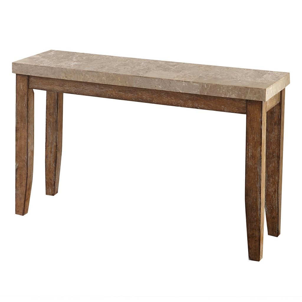 Franco Distressed Sofa Table