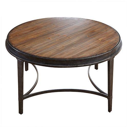 Gianna Round Coffee Table