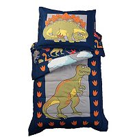 KidKraft Toddler Dinosaur Bedding Set