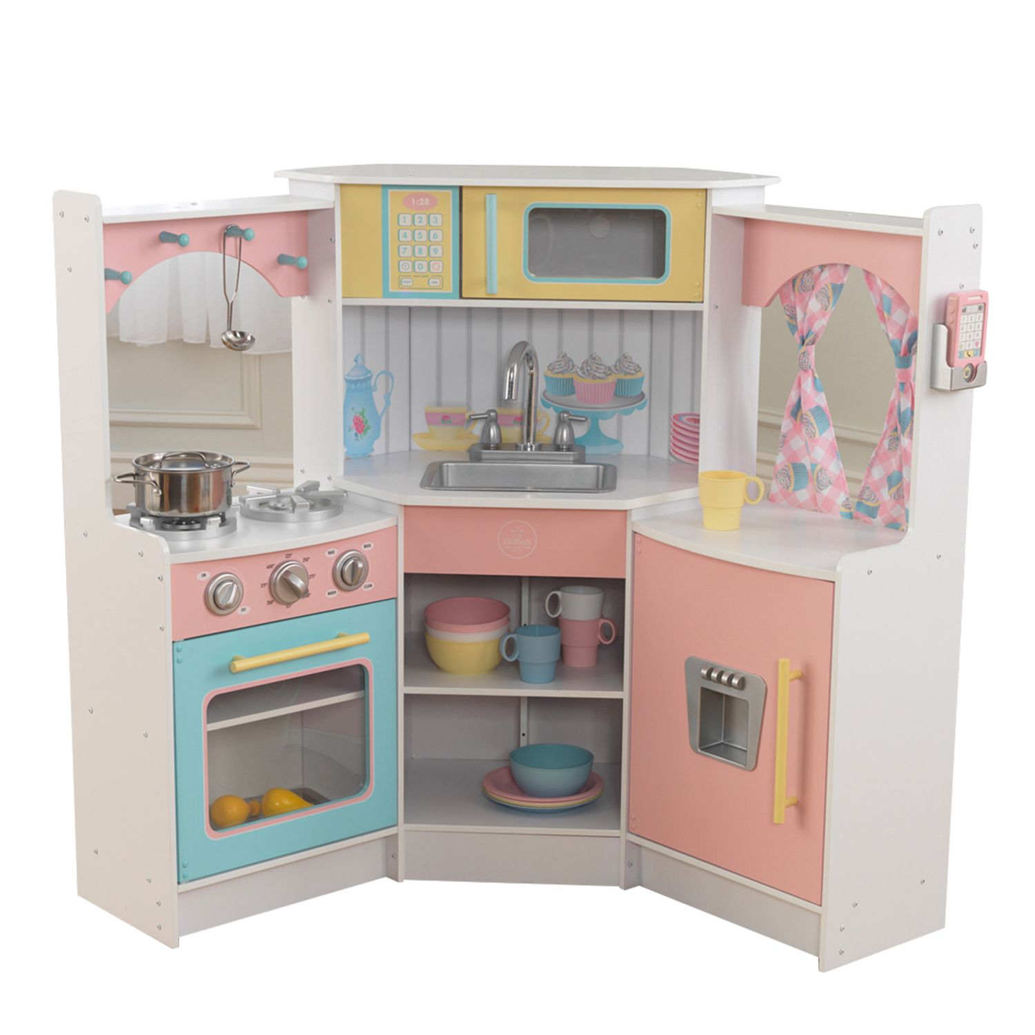 kidkraft corner kitchen find this pin and more on play kitchen