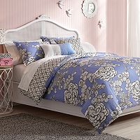 Collier Campbell Hummingbird Toile Comforter Set
