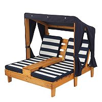 KidKraft Double Chaise Lounge