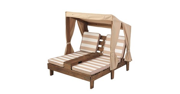 Kidkraft double chaise lounge for Chaise youtuber
