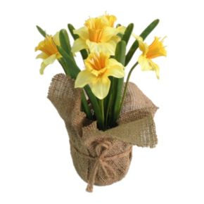 SONOMA Goods for Life? Artificial Daffodil Potted Plant
