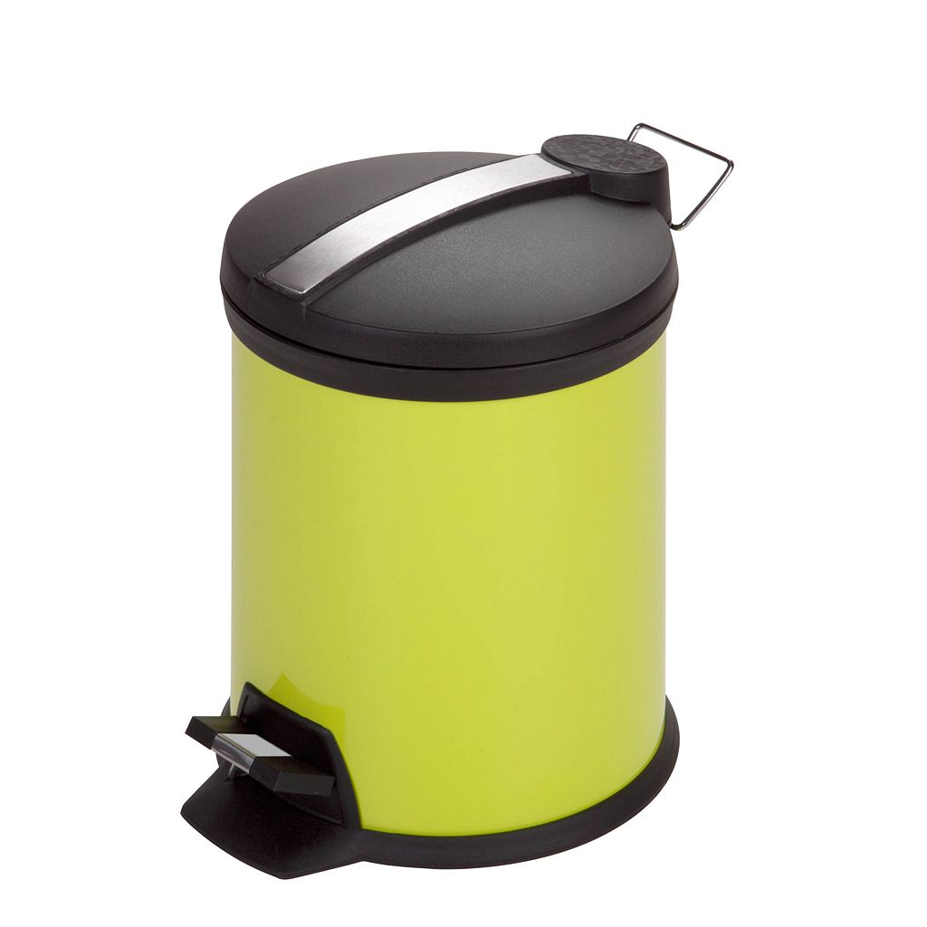 Honey-Can-Do 5 Liter Step Trash Can