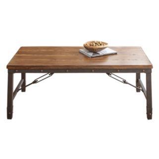 Ashford Industrial Coffee Table