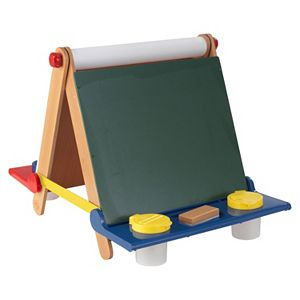 Melissa Doug Double Sided Magnetic Tabletop Easel