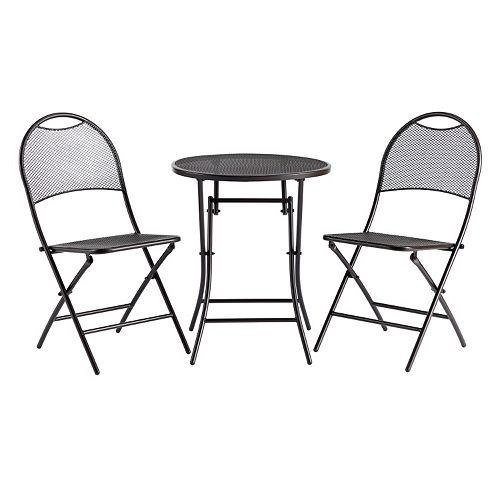 SONOMA Goods for Life™ Folding Bistro Table 3-piece Set