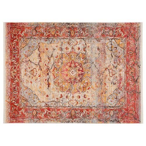 Safavieh Vintage Persian Alexandria Framed Floral Rug