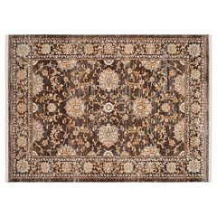 Safavieh Vintage Persian Cynthia Framed Floral Rug