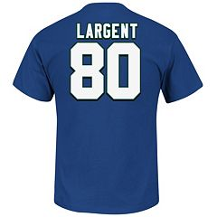Big & Tall Majestic Seattle Seahawks Steve Largent Hall of Fame Eligible Receiver Tee