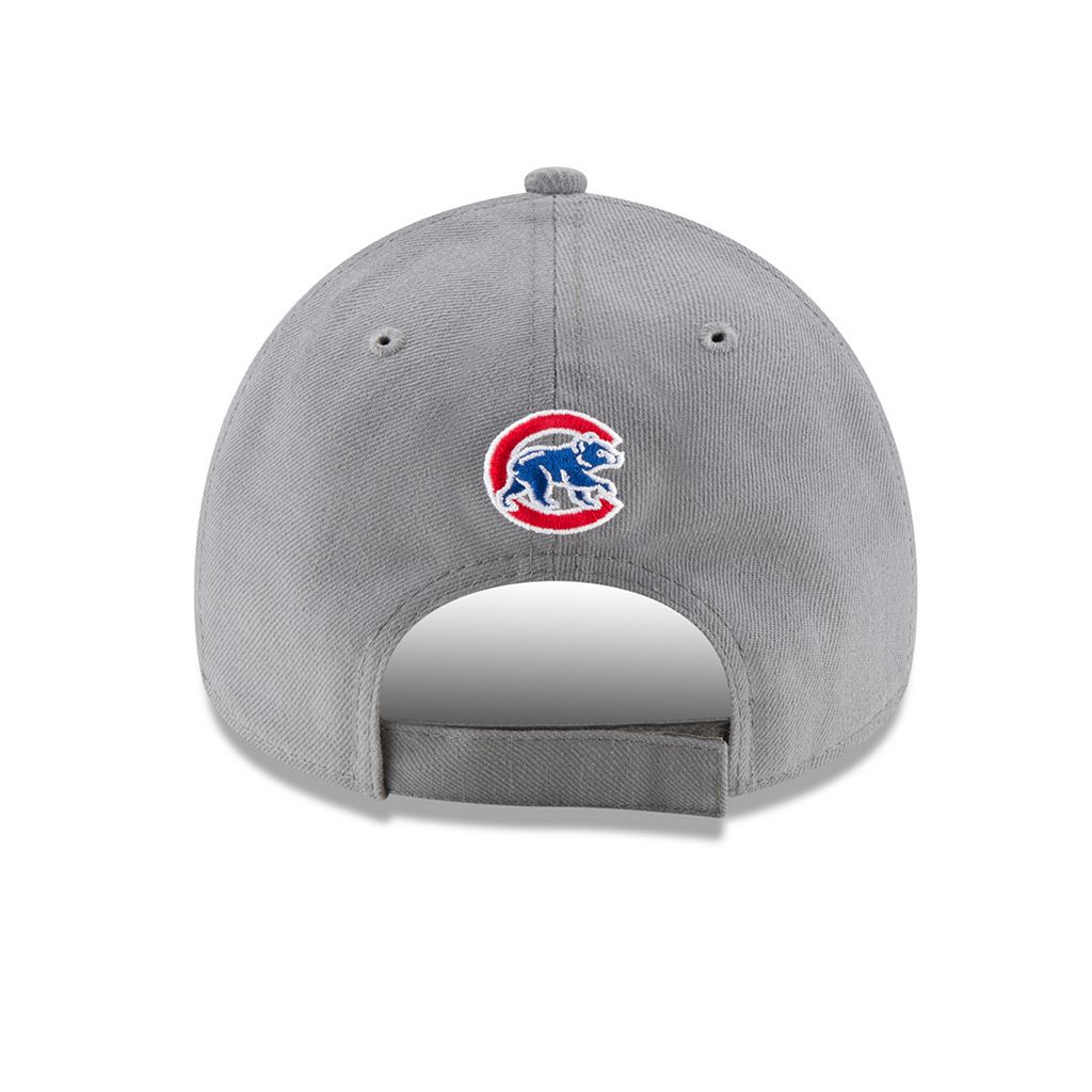 Adult New Era Chicago Cubs 9FORTY The League Storm Adjustable Cap