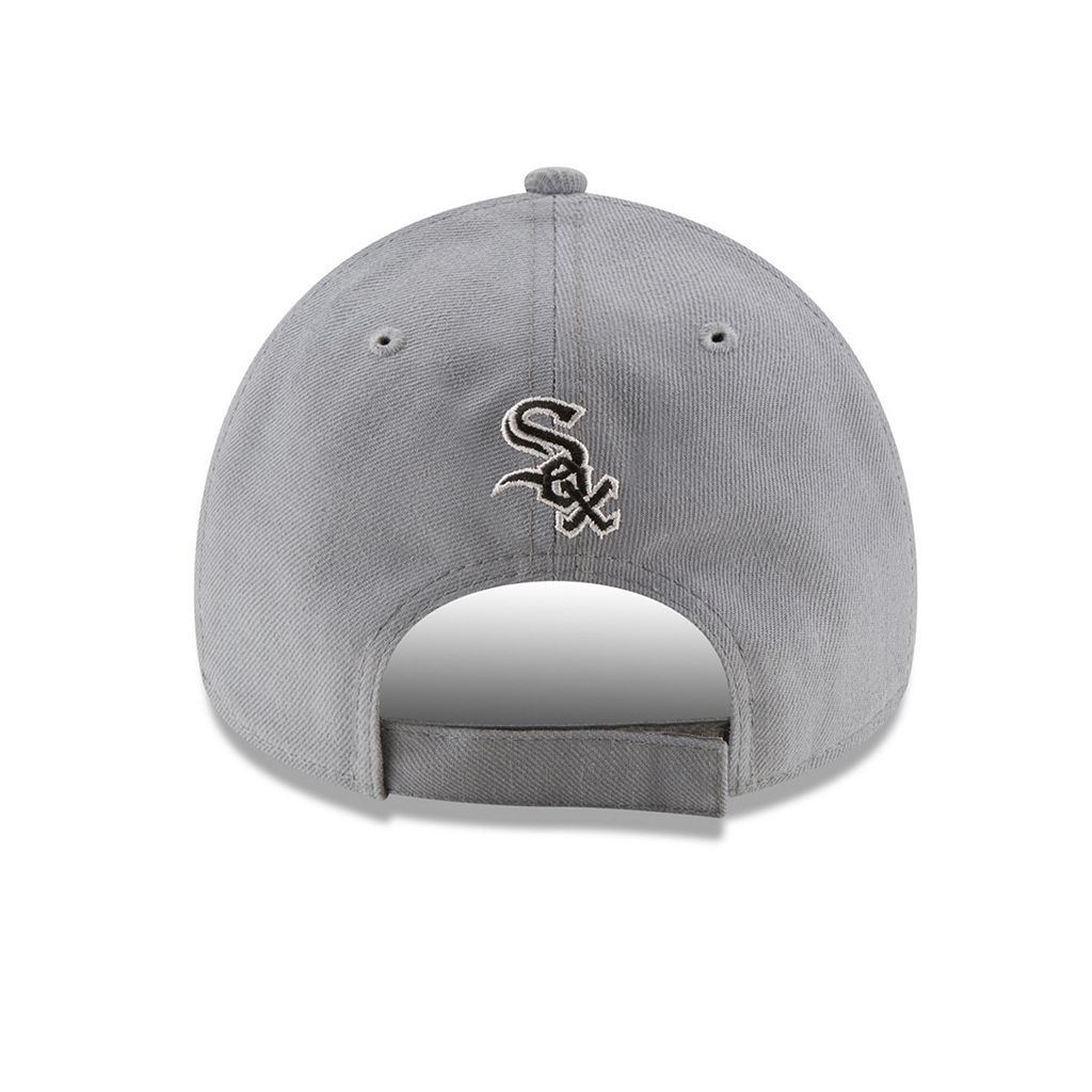 Adult New Era Chicago White Sox 9FORTY The League Storm Adjustable Cap