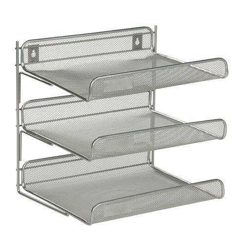 Honey-Can-Do 3-tier Desk Organizer