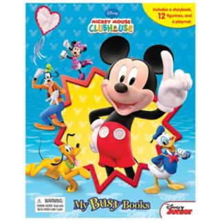 Disney's Mickey Mouse Busy Book