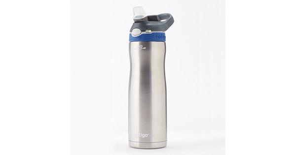 Water Bottle Youtube: Contigo Chill 20-oz. Stainless Steel Water Bottle