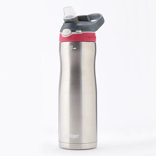 Water Bottle Kohls: Contigo Chill 20-oz. Stainless Steel Water Bottle