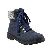 Olivia Miller Sutphin Women's Quilted Boots
