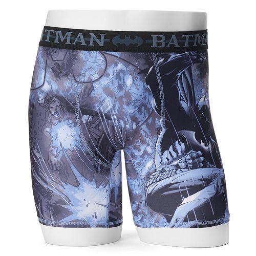 Men's DC Comics Batman Sublimated Boxer Briefs