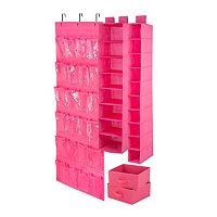 Honey-Can-Do 4-piece Room Organization Set