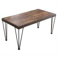 Edison Rustic Coffee Table