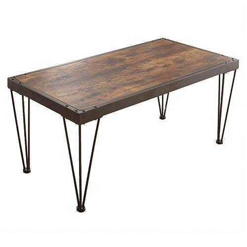 Edison Rustic Coffee Table