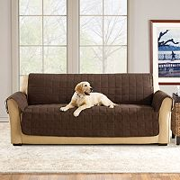 Sure Fit Ultimate Waterproof Suede Sofa Cover