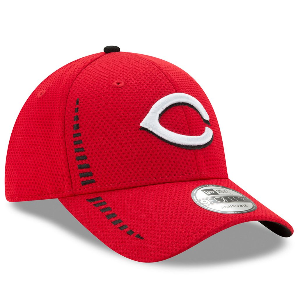 Adult New Era Cincinnati Reds 9FORTY Speed Adjustable Cap