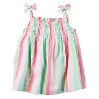 Girls 4-6x Carter's Striped Tank Top