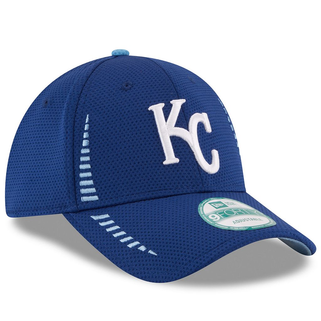 Adult New Era Kansas City Royals 9FORTY Speed Adjustable Cap