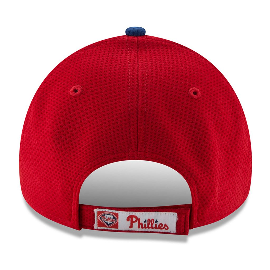 Adult New Era Philadelphia Phillies 9FORTY Speed Adjustable Cap
