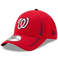 Adult New Era Washington Nationals 9FORTY Speed Adjustable Cap