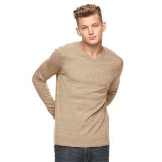 Men's Rock & Republic V-Neck Sweater